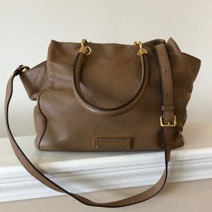 Marc by Marc Jacobs Satchel with crossbody strap.